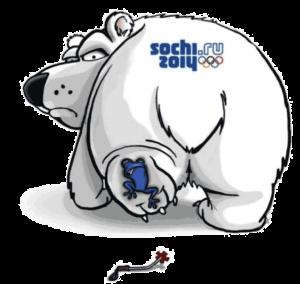 Зимняя олимпиада в Сочи 2014
